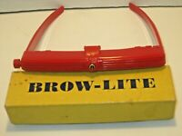 Vintage Brow-Lite, A Product Of Visual Research Patent Pending Boston, Mass. USA