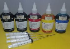 Refill ink for HP Canon Brother Dell Lexmark Inkjet Printer Quality 500ml