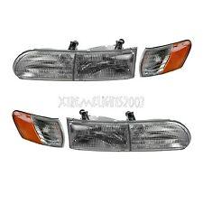MONACO SAFARI ZANZIBAR 2002 2003 HEADLIGHTS HEAD LIGHTS CORNER SIGNAL LAMPS RV