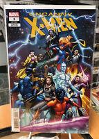 Uncanny X-Men (2018) #1 Carlo Pacheco 1:25 Variant VF/NM Marvel Comics