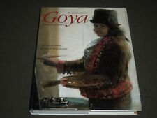 1994 GOYA TRUTH AND FANTASY SMALL PAINTINGS CURATED BY BAREAU & MARQUES - I 830