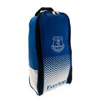 EVERTON FC FOOTBALL SHIN PAD BOOT BAG KIDS SCHOOL EFC GYM PE KIT BOOTBAG