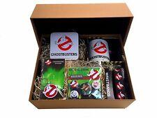 Ghostbusters Cesta de Regalo-contiene: Taza De Cerámica, Posavasos, Insignia Pack, KEYRING
