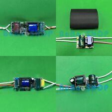 1pc~10pcs AC LED Driver 3W~54W 600mA Power Supply Lamp Light Bulb E26 E27 GU10