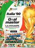 ALBUM FIGURINE EUROFLASH=ITALIA '90 Goal Master =vuoto/empty no sticker