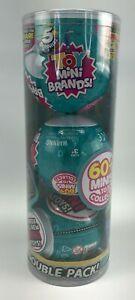 3 Pack Edition Zuru 5 Surprise Toy Series Mini Brands Ball Capsule! - NEW!!