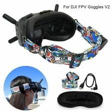 New listing Pad For DJI FPV Goggles V2 Elastic Band Head Strap Replacement Headband