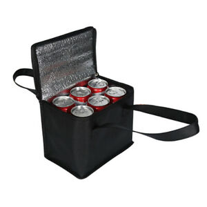 Lunch Picnic Camping Insulated Thermal Cooler Box Food Drink Portable Cool Bag