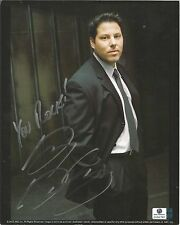 Greg Grunberg authentic signed autographed 8x10 photograph holo GA COA