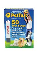 Advocate Diabetic Pet Test Strips For Dogs🐕And Cats 🐈50CT-Freaky Fast Shipping