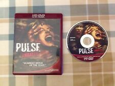 Pulse Unrated. HD DVD. Rare. Kristen Bell, Rick Gonzalez, Christina Milian