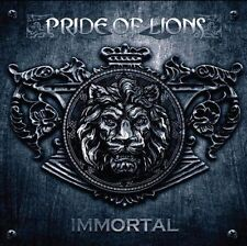 PRIDE OF LIONS IMMORTAL BRAND NEW SEALED CD 2012