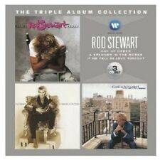 ROD STEWART - THE TRIPLE ALBUM COLLECTION (A SPANNER IN THE WORKS/+) 3 CD NEU