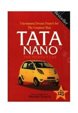 Tata Nano The People's Car Book The Fast Free Shipping