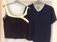 Nike Ladies T Shirt And Vest Top Bundle Size 12 / 14