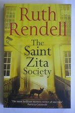 The Saint Zita Society, by Ruth Rendell PB