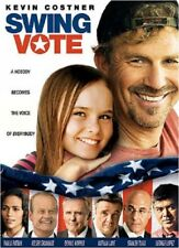 Swing Vote La voix du coeur DVD NEUF SOUS BLISTER