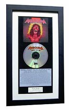 AIRBOURNE Breakin' Out Hell CLASSIC CD ALBUM TOP QUALITY FRAMED+FAST GLOBAL SHIP