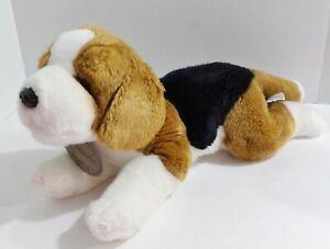 "16"" Russ Yomiko Classic Plush Bean Filled Beagle Dog Toy Animal C26"