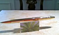 Cross Townsend 18K Gold Filled Ballpoint Style  Pencil  only  New In Box   Usa