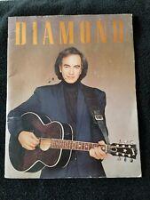 Neil Diamond 1988 Tour Book