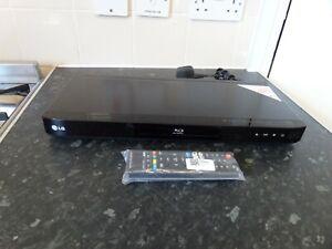 LG BD550 Network  Blu-ray Disc USB DVD Player