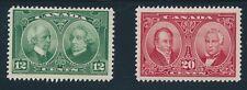 Canada (1927) #147 & 148; MH; FRESH & NO FAULTS; AS SHOWN
