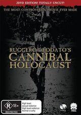 Cannibal Holocaust (DVD, 2015, 2-Disc Set)