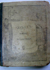 The tales of Peter Parley about Europe 1836 revised edtion 1836