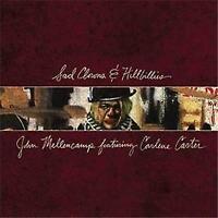 JOHN MELLENCAMP FEATURING CARLENE CARTER Sad Clowns & Hillbillies CD NEW Slim