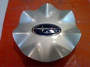 "2006 - 2014 Subaru Tribeca Center Cap  silver  18"" rim 68747  N2 6.25"""