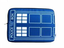 Doctor Tardis Case for 13 inch Laptop - Blue