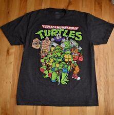 NWT – Unisex Teenage Mutant Ninja Turtles black T-shirt (S)