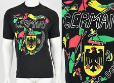 80s Vintage Screen Stars T Shirt Mens Xl Graphic Print T Shirt Germany Rasta