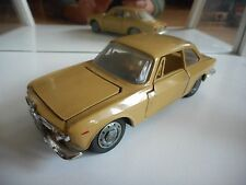 Togi Alfa Romeo Giulia GT Sprint in Light Brown on 1:23
