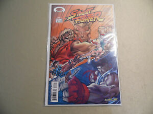 Street Fighter #2 Cover C (Image 2003) Free Domestic Shipping