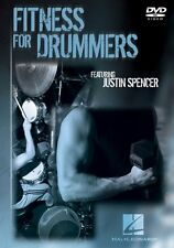 Fitness for Drummers Instructional Drum  DVD NEW 000320472