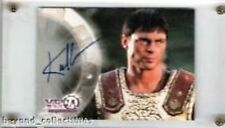 Xena - Autograph Card Serie 2 - Karl Urban - Caesar - Star Trek - Screw Case A11