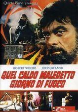 Dvd QUEL CALDO MALEDETTO GIORNO DI FUOCO   ......NUOVO