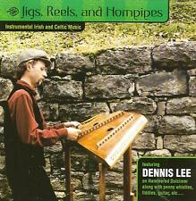 DENNIS LEE Jigs Reels Hornpipes CD Celtic Music IRISH
