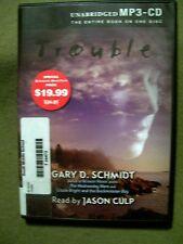Trouble by Gary D. Schmidt (2008, MP3-CD, Unabridged)