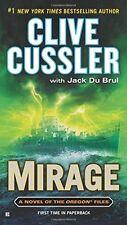 Mirage (The Oregon Files) by Clive Cussler, Jack Du Brul