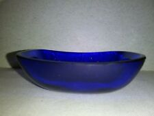 antique cobalt blue glassware