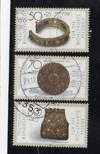 Alemania Federal joyas antigüedades año 1987 (CQ-6)