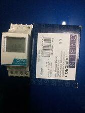 Orbis Data Micro+ Interruptor Horario Digital