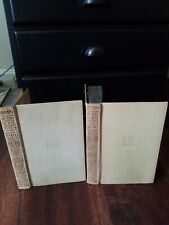 The History of Rome Titus Livius Everymans Library Antique Book volume 3&6