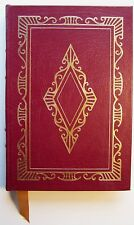 THE RED BADGE OF COURAGE Stephen Crane ILLUS John Steuart Curry HC Leather - D1