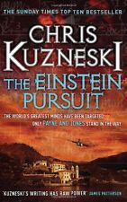 The Einstein Pursuit (Payne & Jones 8),Chris Kuzneski- 9780755386536