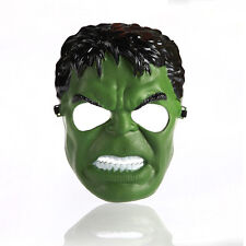 Official The Hulk Marvel The Avengers Card Party Face Masks Mask - Bruce Banner