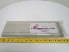 "Crown Alloys E309-16 Stainless Electrode Stick Welding Rods 1/8""x14"" 10 Lbs (G4)"